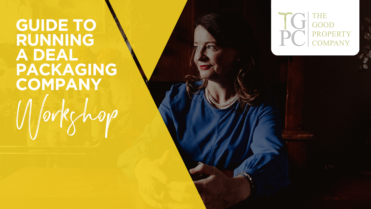 Become a Deal Packager Workshop